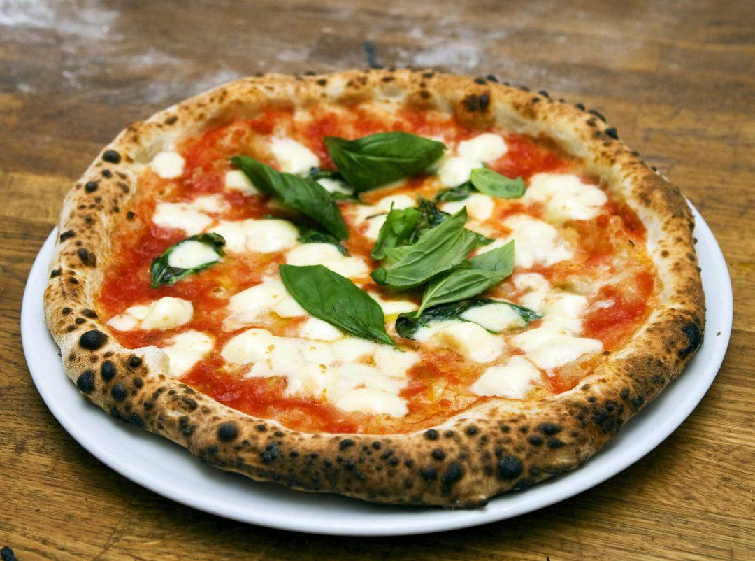 Pizza anticancerogena - Froma e gusto